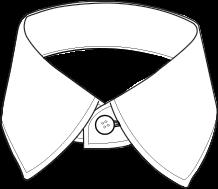 Wing Tip (Tuxedo)